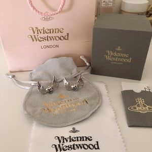 Vivienne Westwood wing earrings